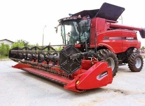 Case IH Axial Flow 5140 6140 7140 Tier 4B (Final) Combine Harvesters Official Workshop Service Repair Manual