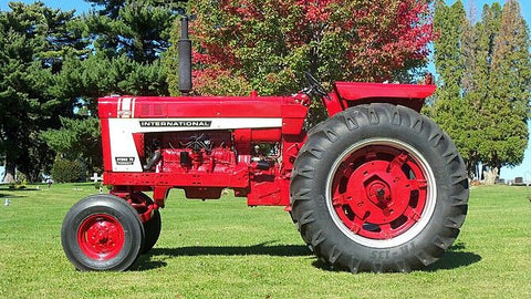IH International Harvester Hydro 70 & 86 Farmall Diesel & Non-Diesel Tractor Service Repair Manual