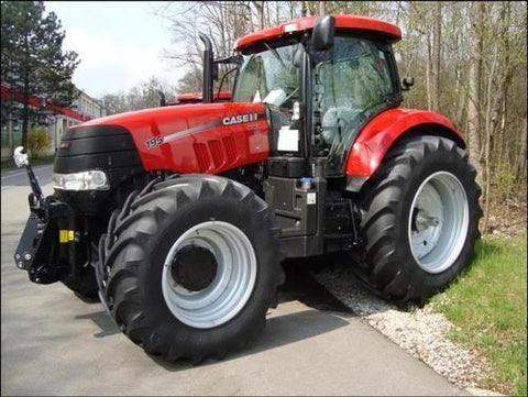 Case IH Puma 165 CVX Puma 180 CVX Puma 195 CVX Tractors Official Workshop Service Repair Manual