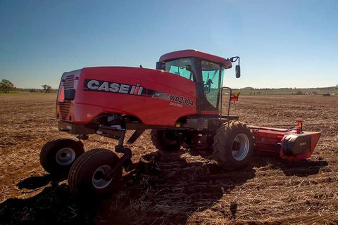 Case IH WD1904 WD2304 Tier 3 Self Propelled Windrower Official Workshop Service Repair Manual
