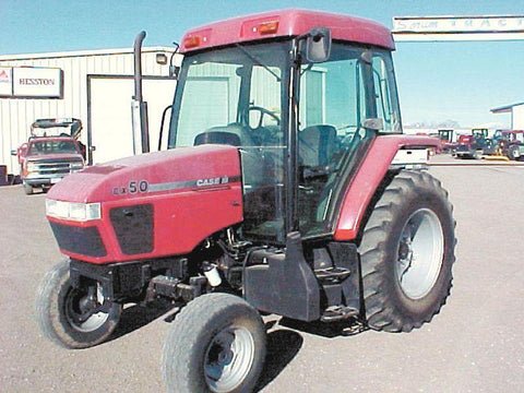 Case IH CX50 CX60 CX70 CX80 CX80  CX90 CX100 Tractors Service Repair Manual