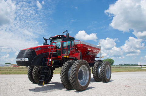 Case IH Trident 5550 With Sprayer Or Dry Spreader Combination Applicator Official Workshop Service Repair Manual