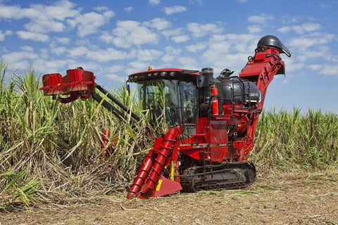 Case IH A8810 DA Sugar Cane Harvester Official Workshop Service Repair Manual