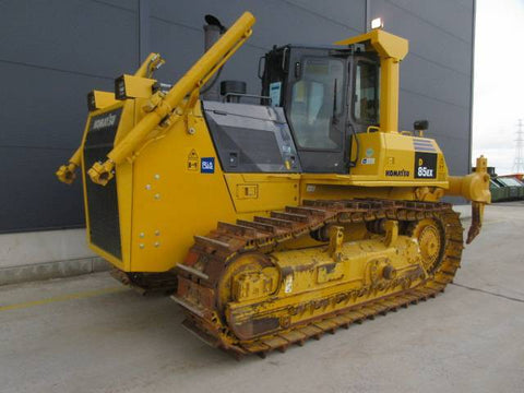 Komatsu D85EX-15R D85PX-15R Bulldozer Official Workshop Service Repair Technical Manual