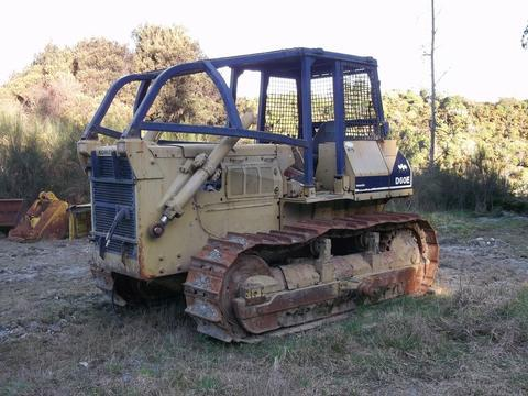 Komatsu D60A-8 D60E-8 D60P-8 D60PL-8 Bulldozer Official Workshop Service Manual