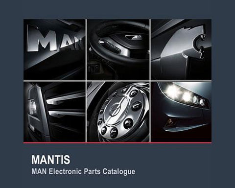 MAN Mantis 2020 EPC Electronic Parts Catalog - All Models Covered Latest 2020