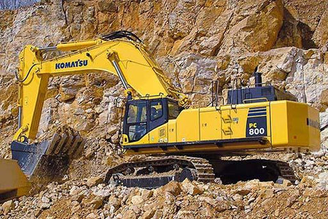 Komatsu PC800-8E0 PC800LC-8E0 PC800SE-8E0 Excavator Official Workshop Service Repair Manual