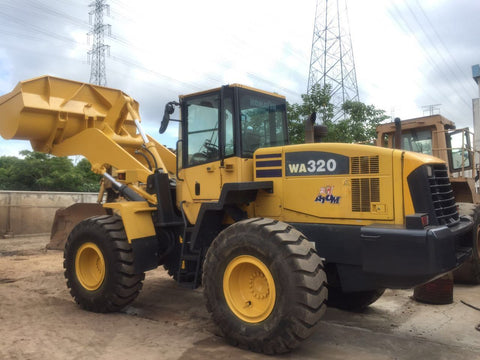 Komatsu WA320-5H Wheel Loader Official Workshop Service Repair Technical Manual