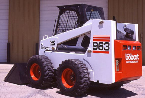 Bobcat 963 Series Skid Steer Loader Workshop Service Repair Manual