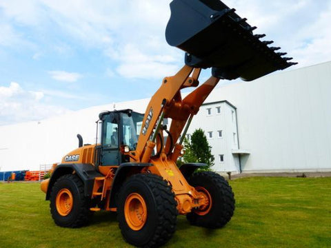 Case 821F 921F Tier 4 Wheel Loader Workshop Service Manual