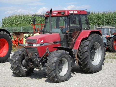 Case IH 5120 5130 5140 Tractors Workshop Service Repair Manual