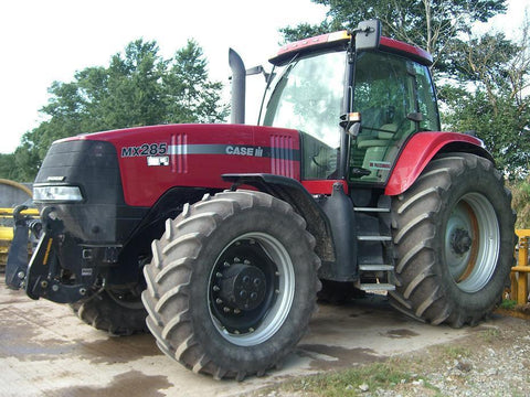 CASE IH MX210 MX230 MX255 MX285 Magnum Tractor Workshop Service Repair Manual