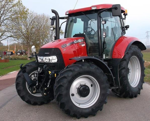 Case IH CVX120 CVX130 CVX150 CVX170 Tractor Workshop Service Repair Manual