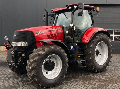 Case IH Puma 185 Puma 200 Puma 220 Tier 4B (Final) Tractors Official Workshop Service Repair Manual