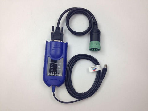 Hitachi Diagnostic Kit EDL v2 (Electronic Data Link v2) Diagnostic Adapter - Include Service Advisor Software 2017 !