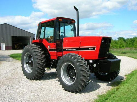 Case IH 5088 5288 5488 Tractors Official Workshop Service Repair Manual