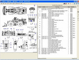 Komatsu LinkOne Parts Catalog EPC - EUROPE Parts Manual Software All Models & Serials Up To 2019