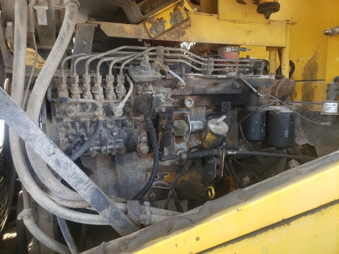 Komatsu 114 Series S6D114E-1 SA6D114E-1 SAA6D114E-1 Diesel Engine Official Service Manual