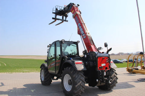 Case IH Farmlift 633 Farmlift 636 Stage IV Telescopic Handler Official Workshop Service Repair Manual
