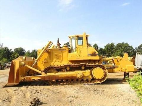 Komatsu Dressta TD-40C Crawler Tractor Dozer Official Workshop Service Manual