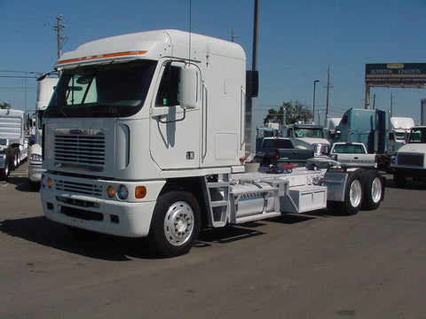 Freightliner Century Class Argosy COE\ C112 Conventional Maintanance Manual