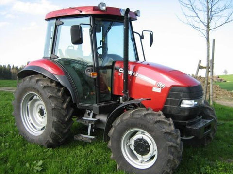 Case IH JX60 JX70 JX80 JX90 JX95 Tractor Factory Workshop Service Repair Manual