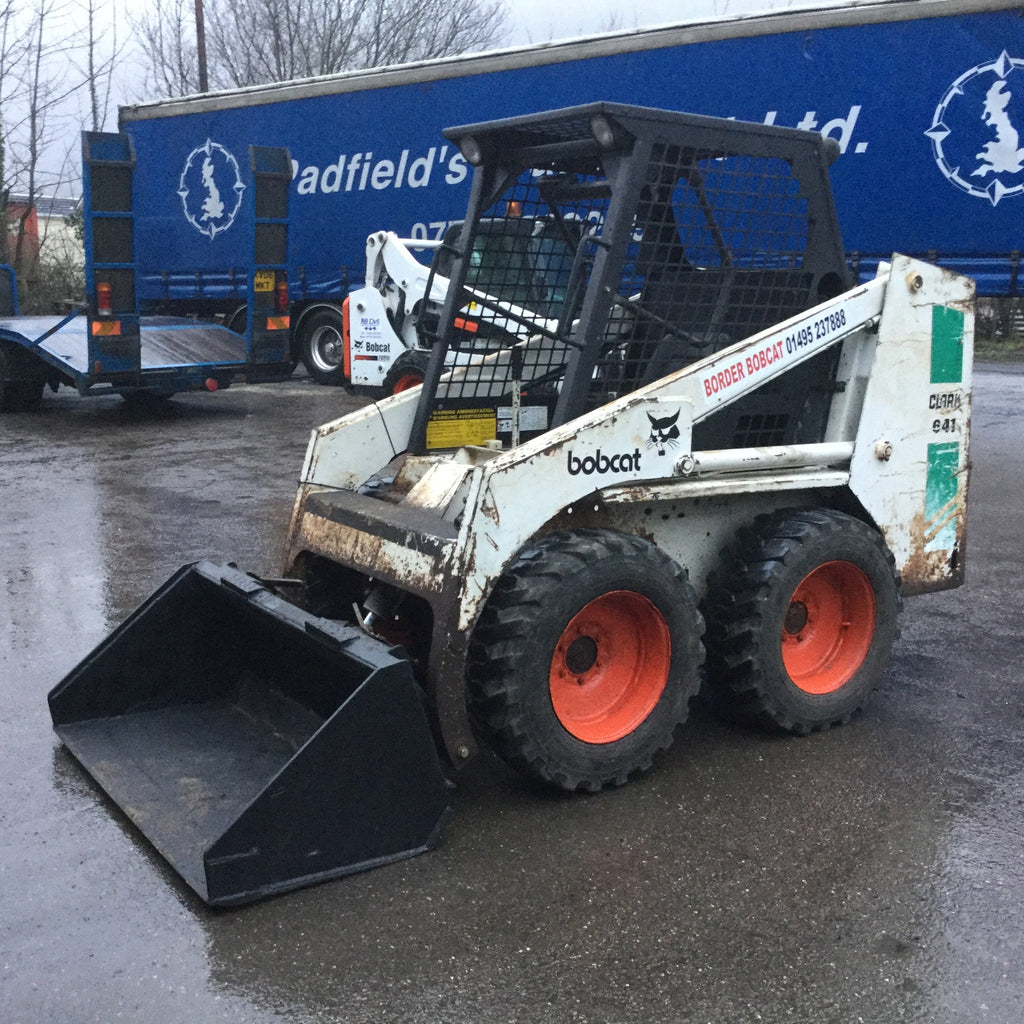 Bobcat 641 642 643 Skid Steer Loader Workshop Service