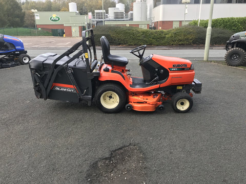 Kubota G21LD G21HD Ride On Mower Official Workshop Service Repair Manual