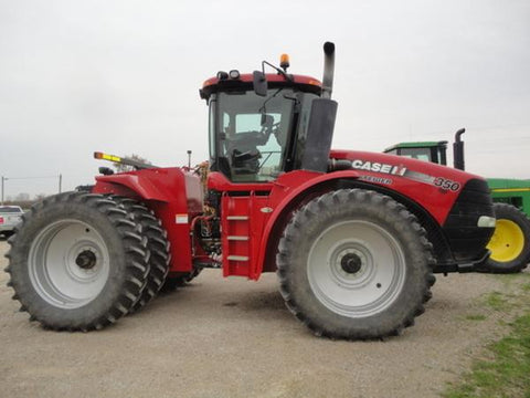 Case IH 350 500B 600B Series Tractors Service Repair Manual