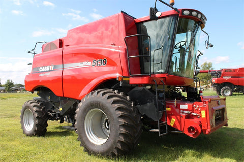 Case IH Axial Flow 5130 6130 7130 Combine Harvester Official Workshop Service Repair Manual