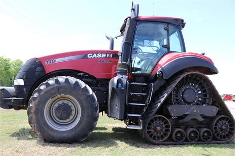 Case IH Magnum 310 340 Rowtrac Powershift Transmission (PST) Tractors Official Workshop Service Repair Manual