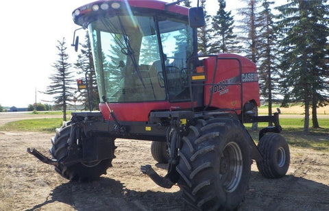 Case IH WD1204 Tier 3 Self Propelled Windrower Official Workshop Service Repair Manual