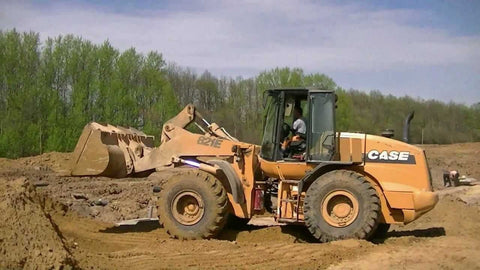 Case 821E Wheel Loader TIER 3 Workshop Service Repair Manual