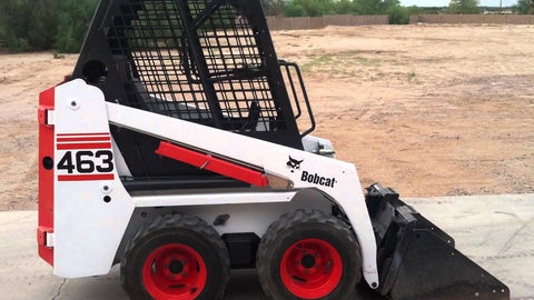 Bobcat 463 Series All Models Skid Steer Loader Service Manual