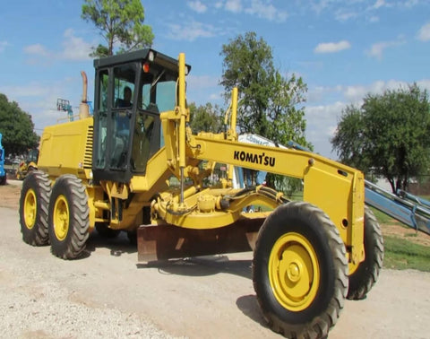 Komatsu GD650A-2B GD650A-2E GD650A-2C Motor Grader Official Workshop Service Repair Manual