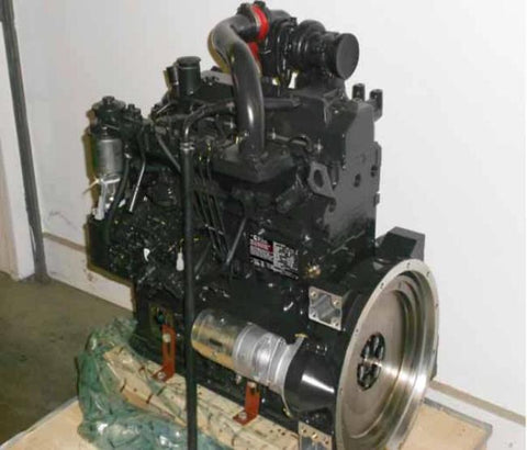 Komatsu 95E-5 (Kohag Spec.) Series SAA4D95LE-5 Engine Official Workshop Service Repair Manual