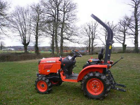 Kubota B2420 Tractor Official Workshop Service Repair Manual
