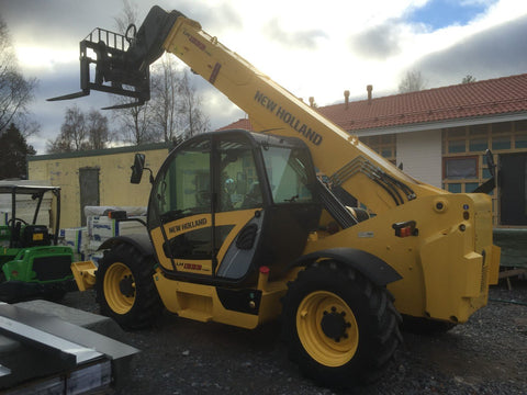 New Holland LM1330 LM1333 Telehandlers Official Workshop Service Repair Technical Manual