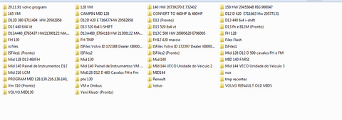 Big Collection Of Volvo Flash file - 5.70GB Volvo Flash File !!