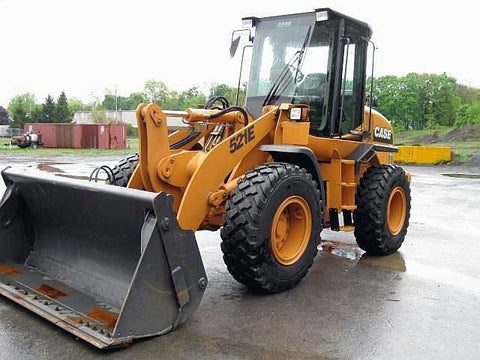 Case 521E Wheel Loader Tier 3 Workshop Service Repair Manual