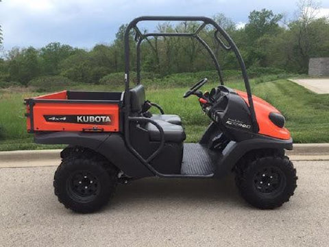 Kubota RTV400Ci Utility Vehicle Official Workshop Service Repair Manual