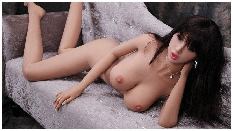 Sex doll in use
