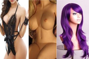 TPE Sex Dolls Wigs, Clothing and Accessories
