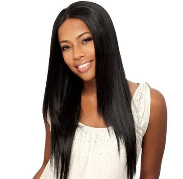 Black Long Sex Doll Wig #14