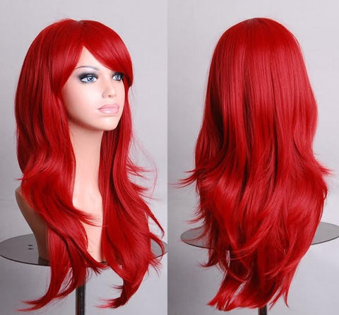 Party Sex Doll Wig Red #21