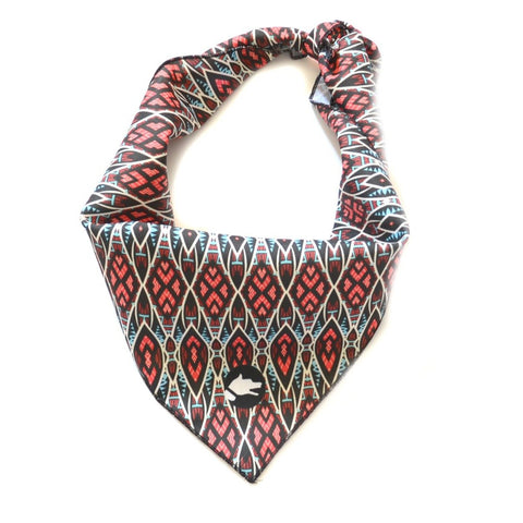 "The ""Boho"" Dog Bandana - ArgusCollar"