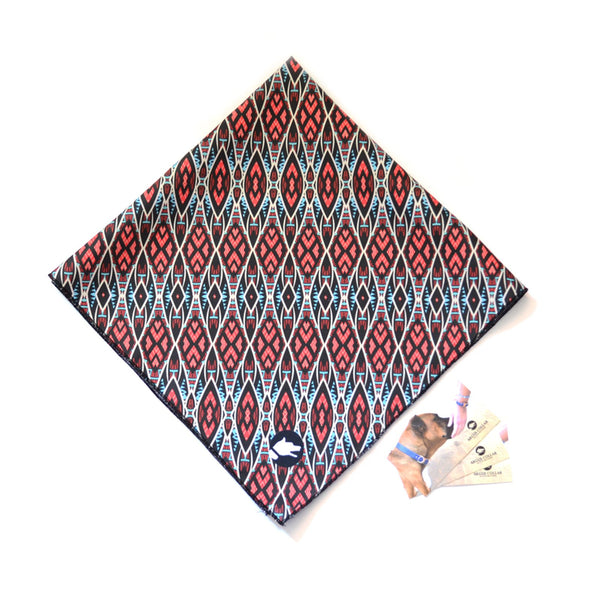 "The ""Boho"" Dog Bandana"