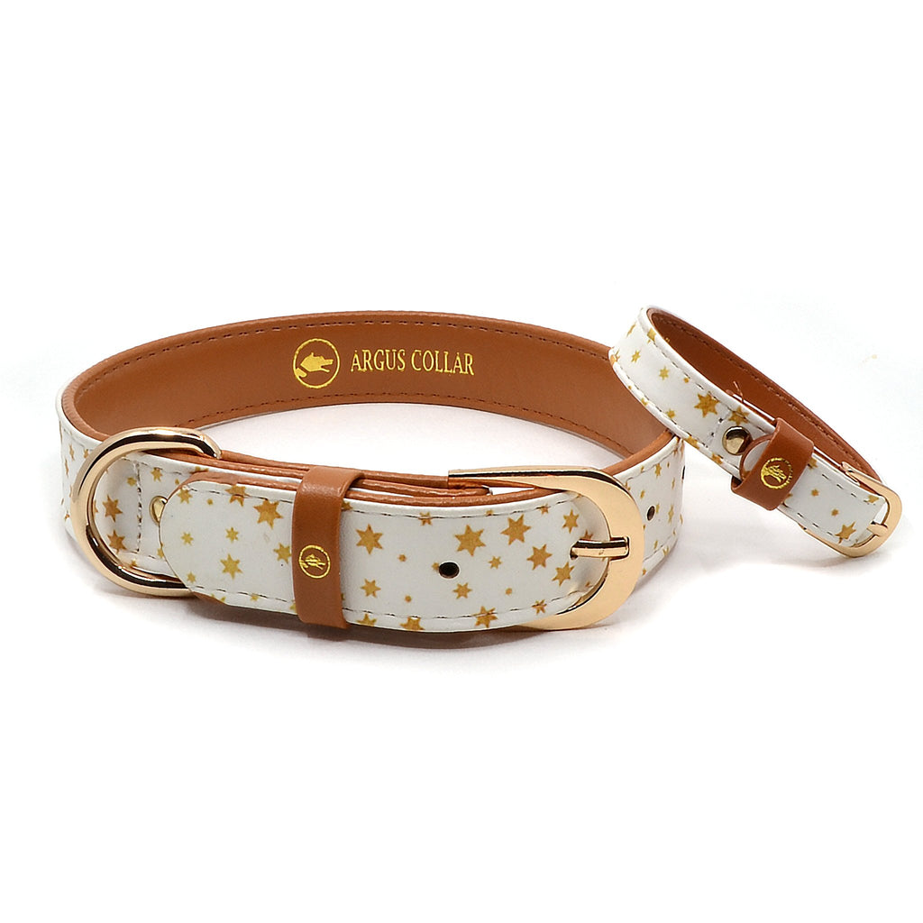 "The ""Fairytale"" Dog Collar - ArgusCollar"