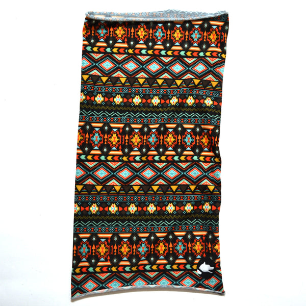 "The ""Aztec"" Tunnel Scarf"