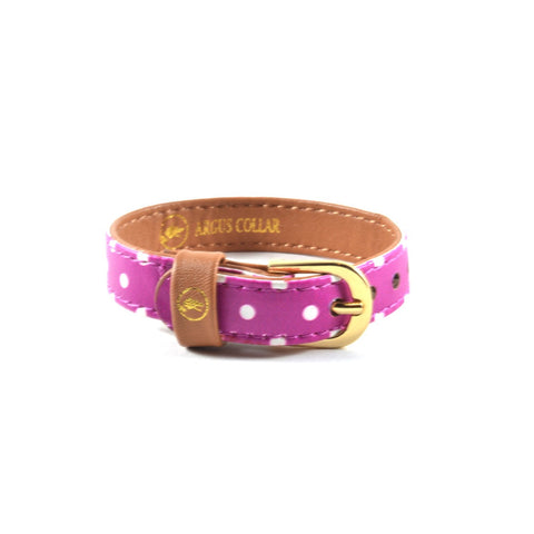 "The ""Pinky Dot"" Bracelet - ArgusCollar"